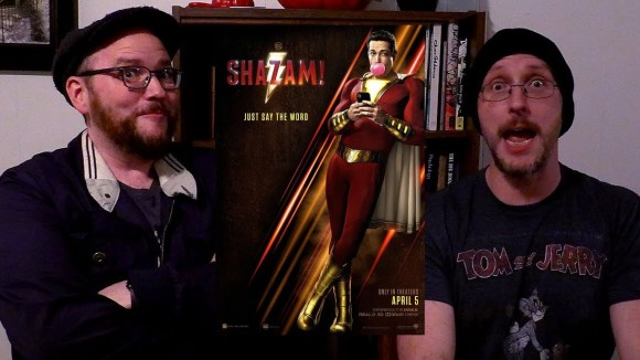 Channel Awesome - Shazam! - sibling rivalry