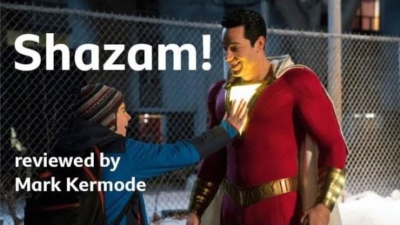 Kremode and Mayo - Shazam! reviewed by mark kermode