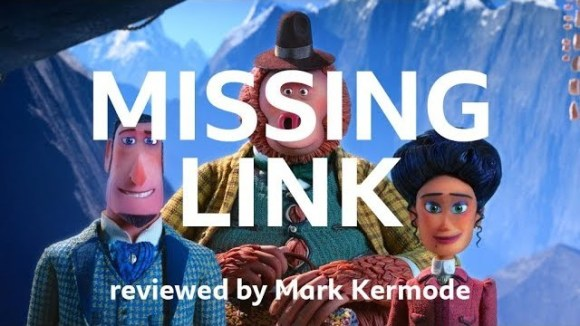 Kremode and Mayo - Missing link reviewed by mark kermode
