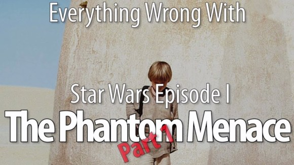 CinemaSins - Everything wrong with star wars episode i: the phantom menace, part 1