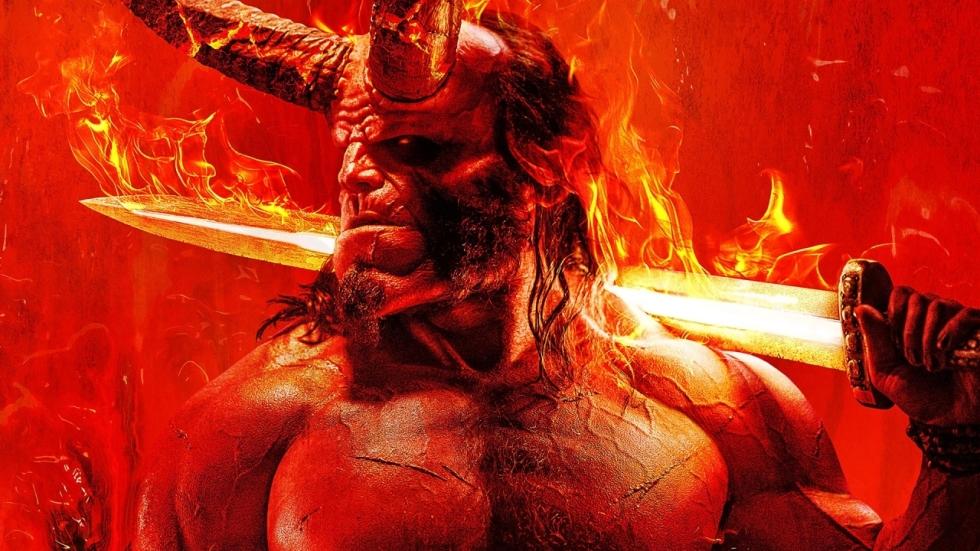 Bioscooptip: 'Hellboy' is een extreem gewelddadige comic-film!