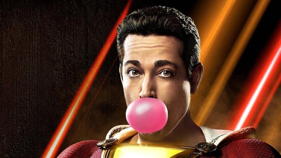Warner Bros. dik tevreden met opbrengsten 'Shazam!' dus nu al groen licht deel 2!