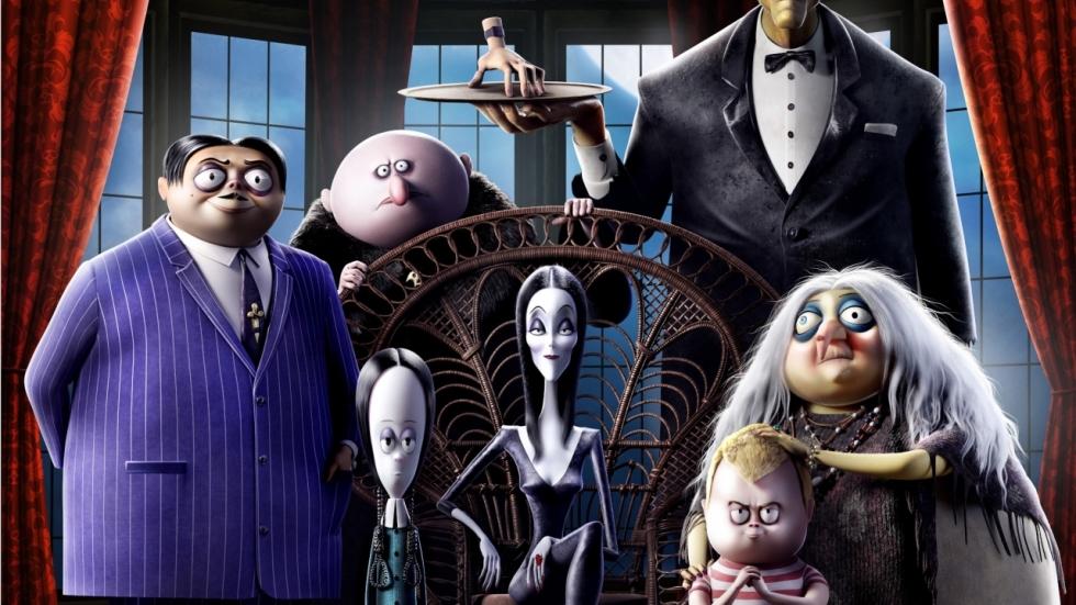 Eerste trailer nieuwe 'The Addams Family'!