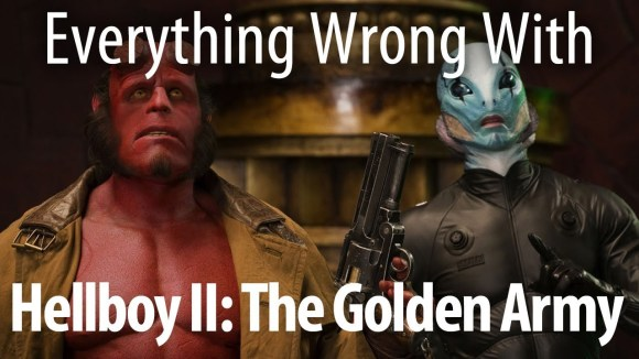 CinemaSins - Everything wrong with hellboy ii: the golden army