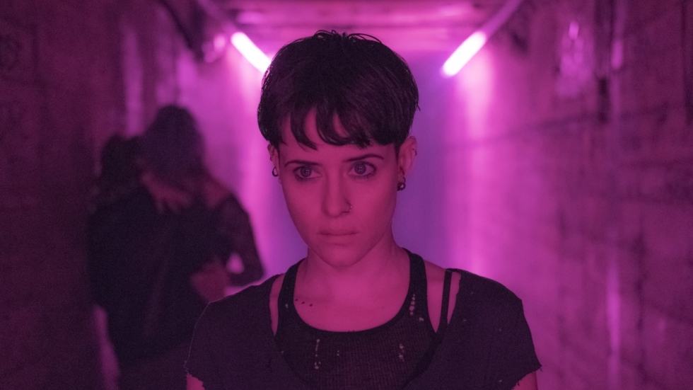 Blu-ray review jammerlijke Millennium-mislukking 'The Girl in the Spider's Web'