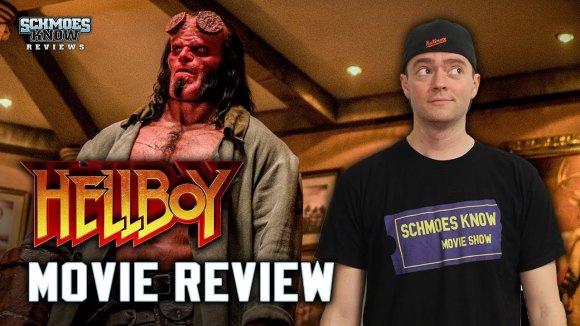Schmoes Knows - Hellboy movie review