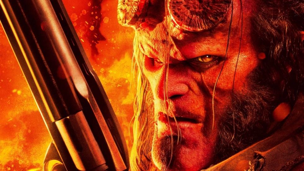 Vulgaire 'Hellboy' compleet afgebrand door critici