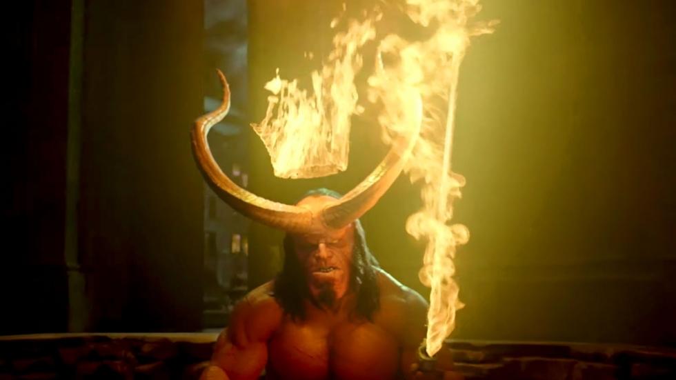 Opnames 'Hellboy' waren een enorme puinhoop