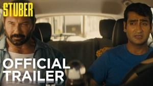 Stuber (2019) video/trailer