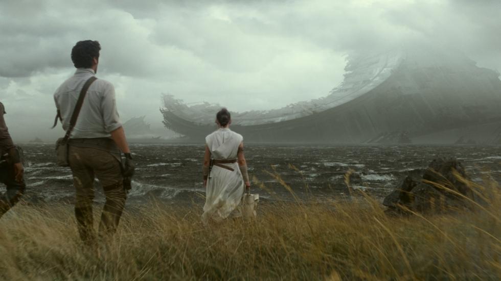Slechterik Palpatine en Death Star in eerste trailer 'Star Wars: The Rise of Skywalker'