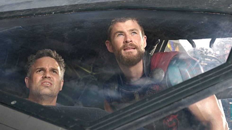 Mark Ruffalo streamde per ongeluk Thor: Ragnarok tijdens première