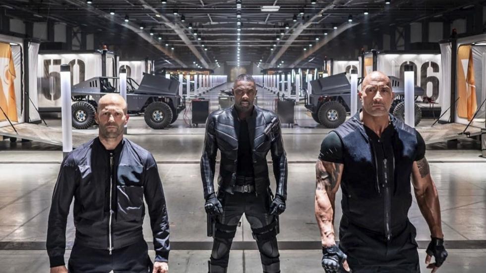 Krankzinnige trailer F&F spin-off 'Hobbs and Shaw' met Idris 'Superman' Elba!