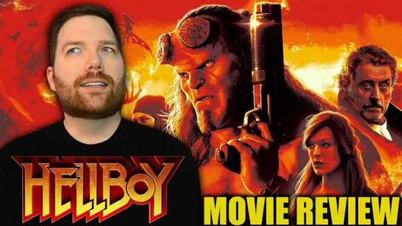 Chris Stuckmann - Hellboy - movie review
