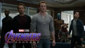 Avengers: Endgame (2019) video/trailer