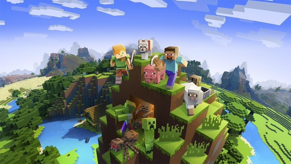 'Minecraft the Movie' in 2022 te zien in de bioscoop