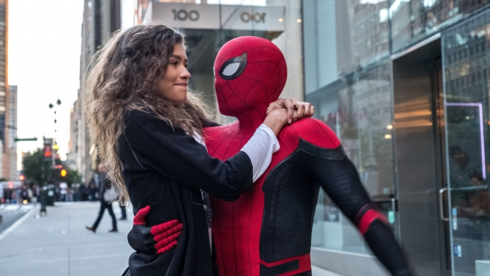 Mysterieus apparaat op foto's 'Spider-Man: Far From Home'