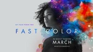 Fast Color (2018) video/trailer