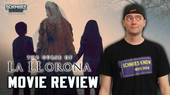 Schmoes Knows - The curse of la llorona movie review