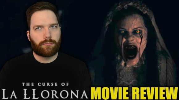Chris Stuckmann - The curse of la llorona - movie review