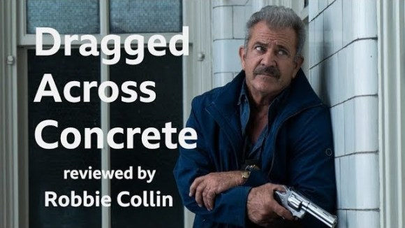 Kremode and Mayo - Dragged across concrete reviewed by robbie collin