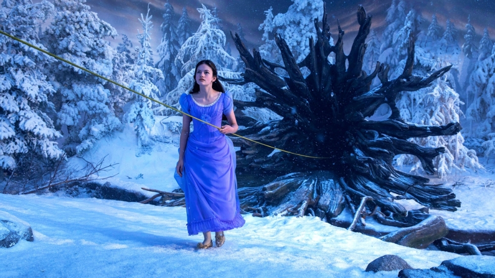 Blu-ray review visueel fraaie Disney-flop 'The Nutcracker and the Four Realms'