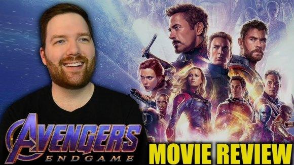 Chris Stuckmann - Avengers: endgame - movie review