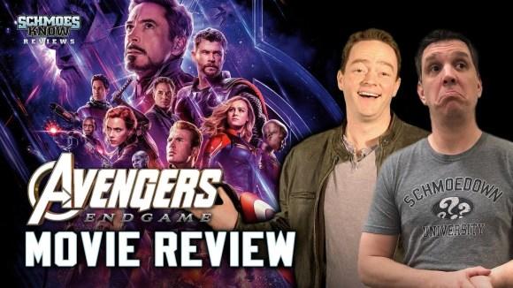 Schmoes Knows - Avengers endgame non-spoiler review