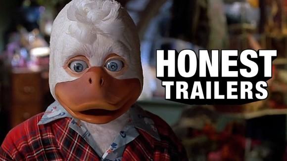 ScreenJunkies - Honest trailers | howard the duck