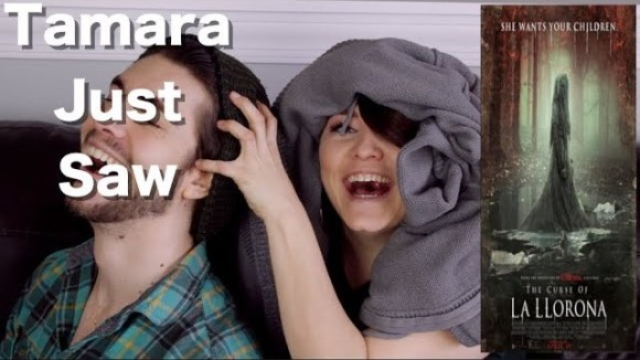 Channel Awesome - The curse of la llorona - tamara just saw