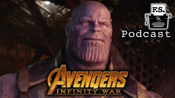 Channel Awesome - Avengers: infinity war- fanscription podcast