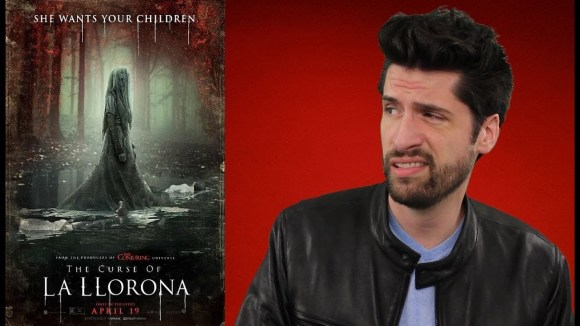 Jeremy Jahns - The curse of la llorona - movie review
