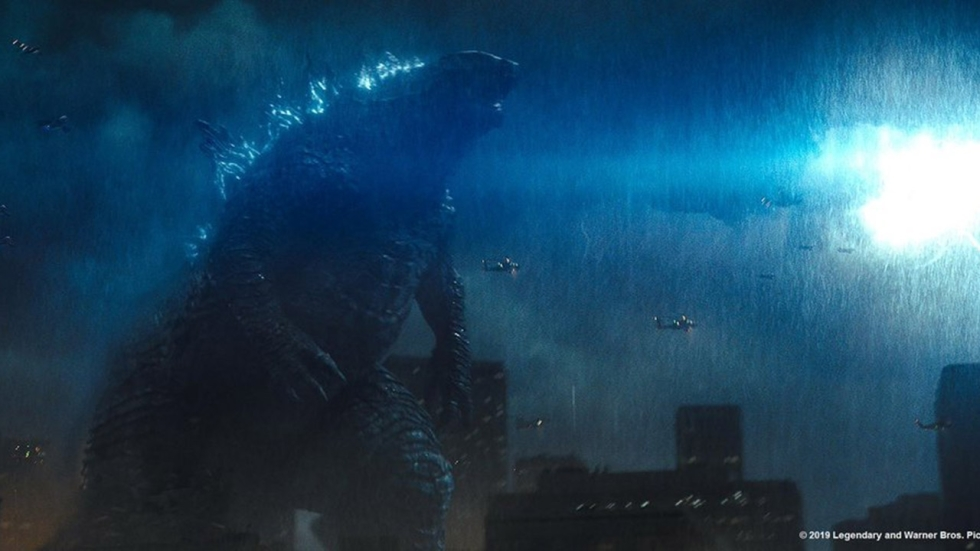 Verwoestende nieuwe trailer voor 'Godzilla: King of the Monsters'