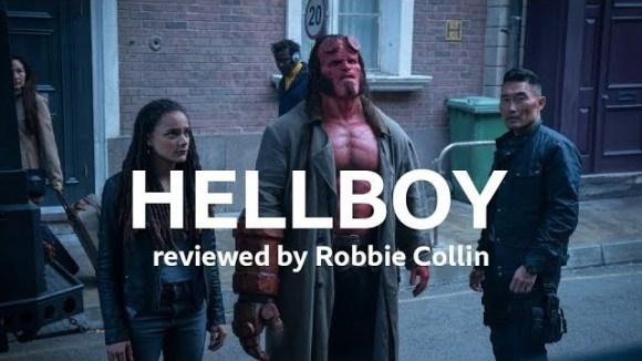 Kremode and Mayo - Hellboy reviewed by robbie collin