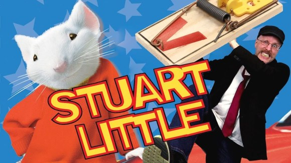 Channel Awesome - Stuart little - nostalgia critic