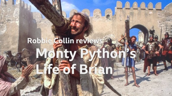 Kremode and Mayo - Monty python's life of brian reviewed by robbie collin