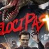 Priester veranderd in dinosaurus in knotsgekke beelden 'The Velocipastor'