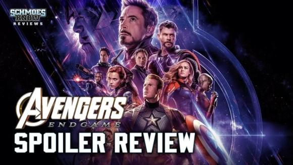 Schmoes Knows - Avengers: endgame spoiler review