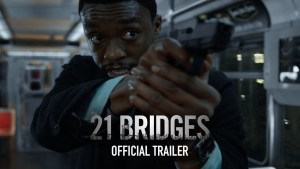 21 Bridges (2019) video/trailer