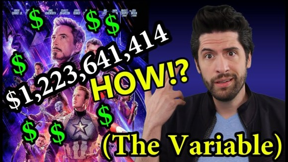 Jeremy Jahns - Avengers: endgame - opening weekend box office crushed! (my thoughts)