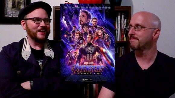 Channel Awesome - Avengers: endgame - sibling rivalry