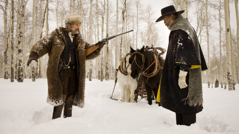 Quentin Tarantino over zijn samenwerking met Netflix m.b.t. 'The Hateful Eight'