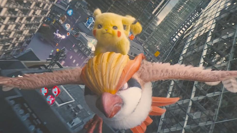 Hilarische nieuwe trailer 'Detective Pikachu': Psyduck wil een voetmassage