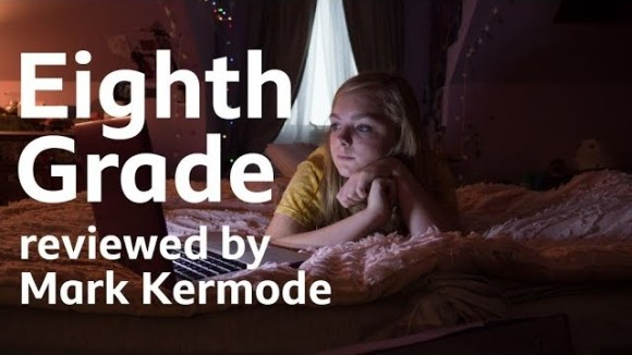 Kremode and Mayo - Eighth grade reviewed by mark kermode