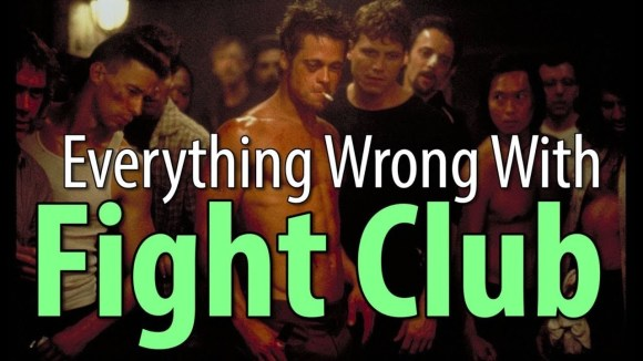 CinemaSins - Everything wrong with fight club in 11 minutes or less