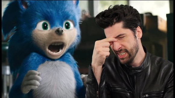 Jeremy Jahns - Sonic the hedgehog - official trailer (my thoughts)