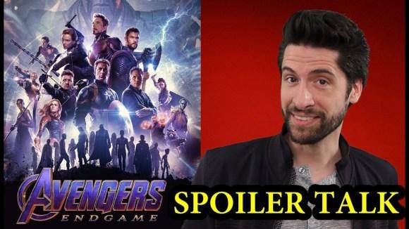 Jeremy Jahns - Avengers: endgame - spoiler talk