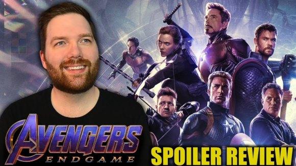 Chris Stuckmann - Avengers: endgame - spoiler review
