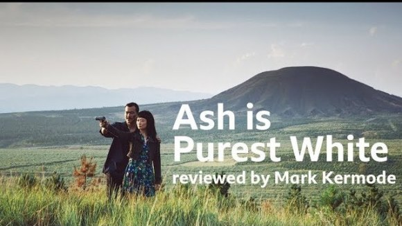 Kremode and Mayo - Ash is purest white reviewed by mark kermode