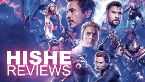 How It Should Have Ended - Avengers endgame - hishe review (spoilers)