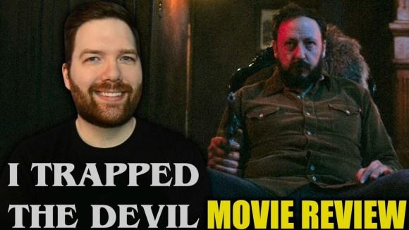 Chris Stuckmann - I trapped the devil - movie review